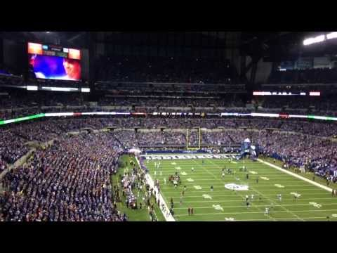 Peyton Manning Tribute - Indianapolis Colts vs Denver Broncos (10/20/2013)