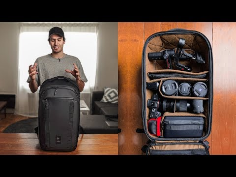 Peter McKinnon x Nomatic Camera Pack | Honest 2 Week Review