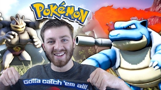 REAL LIFE POKEMON!. (Almost) - Pokemon Ark BLASTOISE TAME FAIL