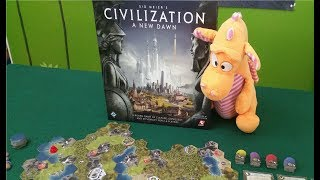 Sid Meier's Civilization: A New Dawn - Gameplay Runthrough - Part 1