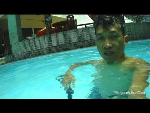 Test Kogan Action Cam 1080 P Sport [ Indonesia ]