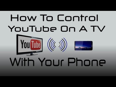 How To Pair A Mobile Device With YouTube TV