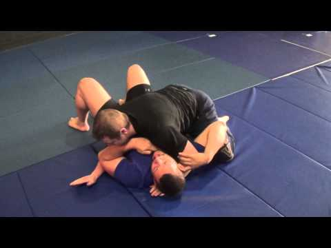 Grappling 101:  Mount and Side Control Defense and Counters (Herndon)