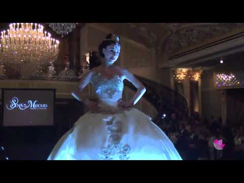 Sena Masoud - Bridal Haute Couture at The Venetian