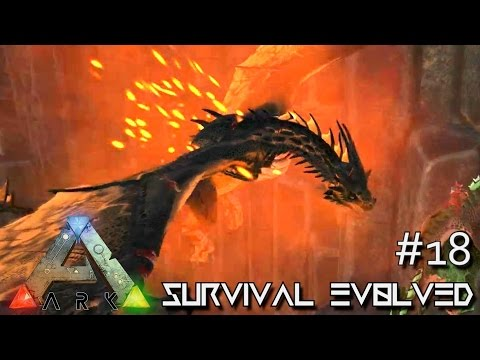 ARK: SCORCHED EARTH - ALPHA HUNTER & OIL PUMP !!! E18 (ARK SURVIVAL EVOLVED GAMEPLAY)