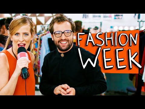 FASHION WEEK Vídeos de zueiras e brincadeiras: zuera, video clips, brincadeiras, pegadinhas, lançamentos, vídeos, sustos