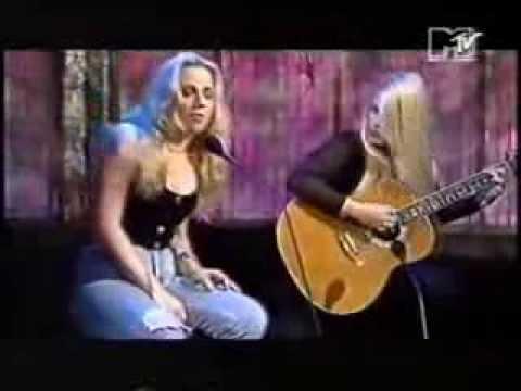 My Misery (Acoustic Live) - Gigi Hangach & Michelle Meldrum (Phantom Blue)