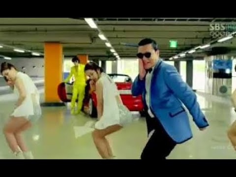 Psy- Gangnam Style (official Music Video) video