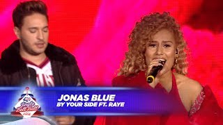 Jonas Blue By Your Side Ft Raye Live At Capital S Jingle Bell Ball 2017