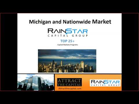 The Best Capital Markets Programs for Clients in Michigan- Kenneth Schlachter