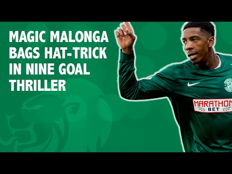 Magic Malonga bags hat-trick in nine goal thriller