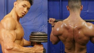 25 Crazy Muscle Building Exercises