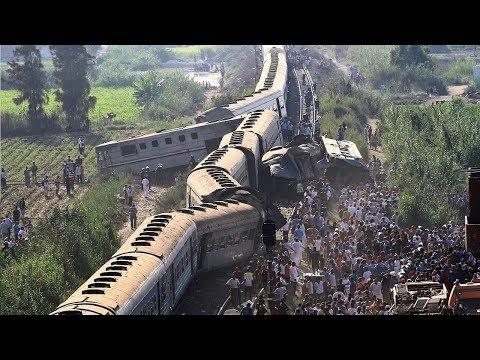Train Accident खतौली मुज़फ्फरनगर मे हुआ साल का सबसे बड़ा रेल हादसा / FM News 2017 thumbnail