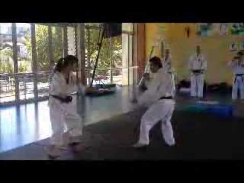 Shorinji Kempo - Paired Training Image 1