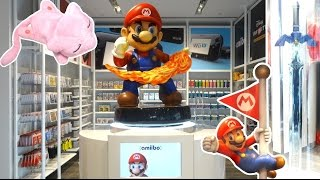 2016 Nintendo New York Store GRAND ReOPENING! Tour & Merchandise