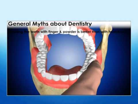 67 General Myths about Dentistry