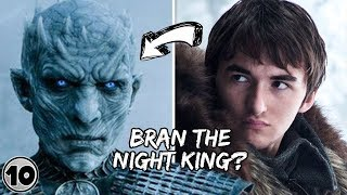 Top 10 Game Of Thrones Fan Theories