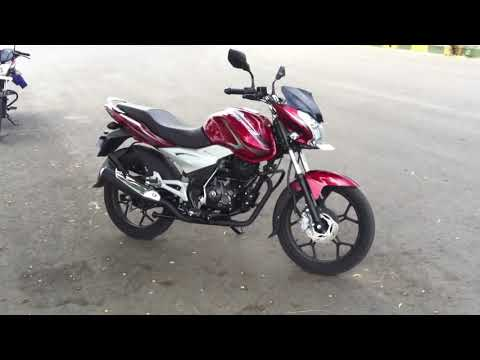 2012 Bajaj Discover 125 ST walkaround