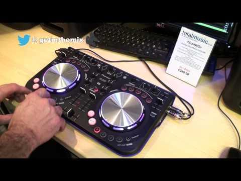 Pioneer DDJ-WeGo DJ Controller with DJ Tutor @ www.getinthemix.com