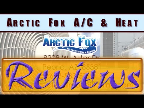 Arctic Fox AC & Heat Reviews