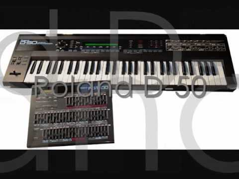 Top 10 Synthesizers Music Videos