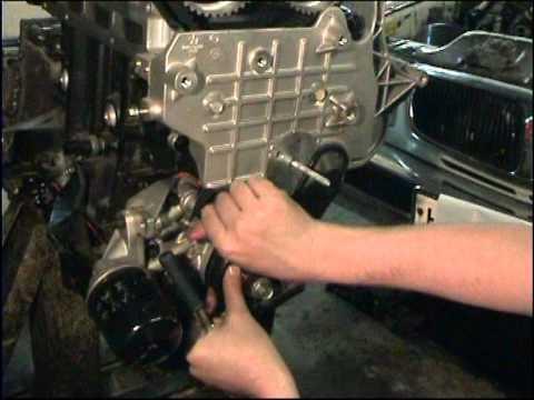 Собираем двигатель Крайслер