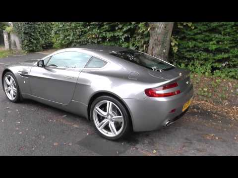 Aston Martin V8 Vantage Coupe Sportshift U11100