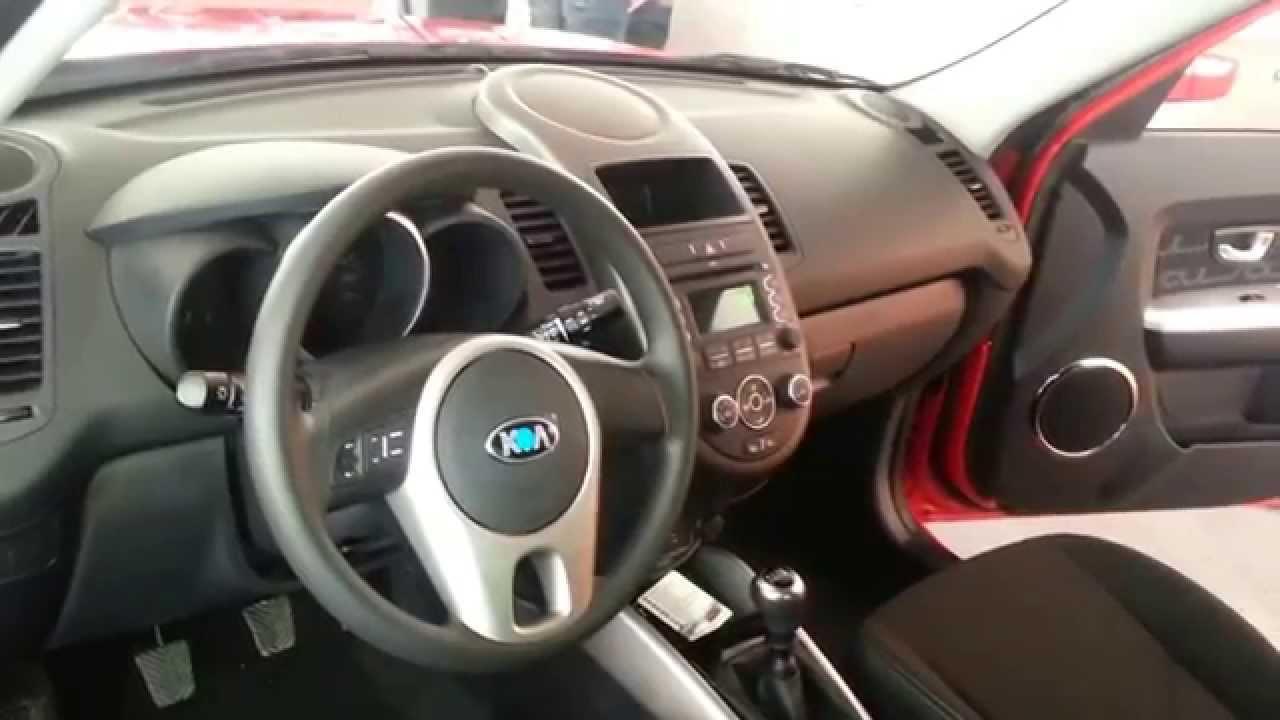Interior Kia Soul 2014 video review Caracteristicas ...