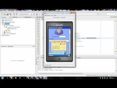 Aplicacion Movil en Netbeans IDE - SISTEMA HOTELERO