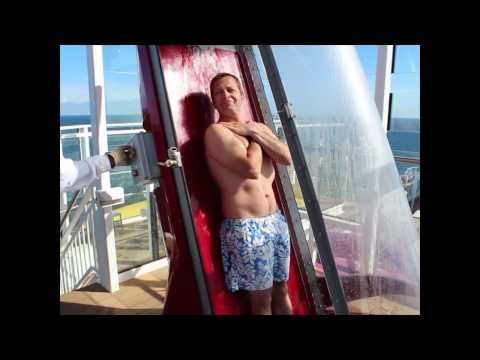 Norwegian Breakaway - Free Fall tobogán slide