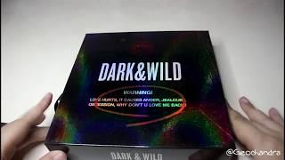 [UNBOXING #5] BTS ????? Album - Dark & Wild