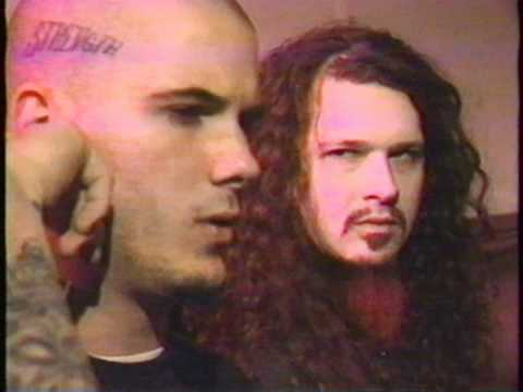 Dimebag Darrell + Phil Anselmo  Interview '93