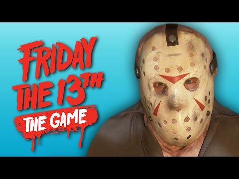 JASON IS HERE! | Friday The 13th: The Game - Beta (ft. H2O Delirious, Ohm, Mini Ladd, & Gassy)