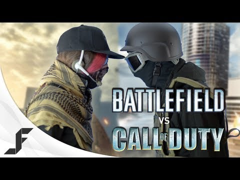 Battlefield vs Call of Duty Rap Battle!