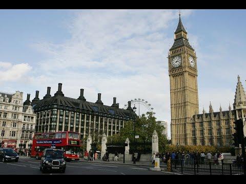 Лондон- столица Англии