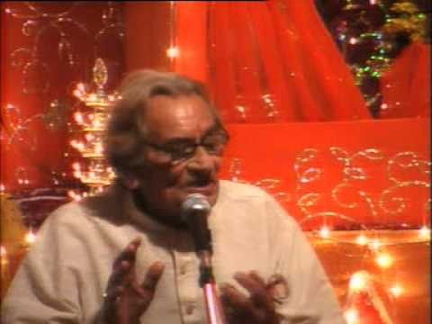 Shri Krishna Lila Varnan By Basir  Ahmed 'mayukh' Ji.mpg video