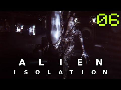 ALIEN ISOLATION #06 - Wichtige Medikamente | [Gameplay German Deutsch] [Let's Play] [HD]