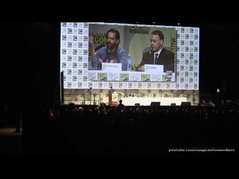 Last Of Us movie panel. SDCC 2014