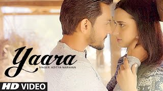 Yaara Video Song | Feat. Aditya Narayan & Evgeniia Belousova | Latest Hindi Song 2016 |  T-Series Video