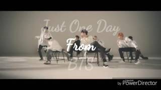 Just One Day (BTS music) on Magic Piano