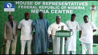 NASS Leadership: Some NASS APC Members  Disagree With Zoning |The Gavel|