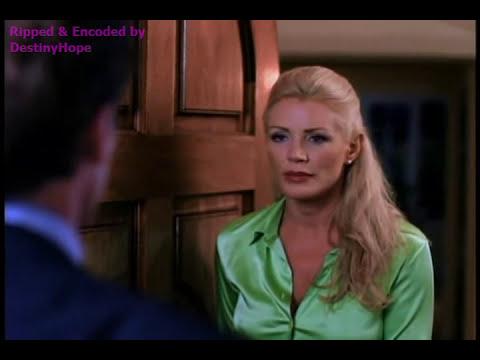 Shannon Tweed: Forbidden Sins (1999) Green Satin Blouse