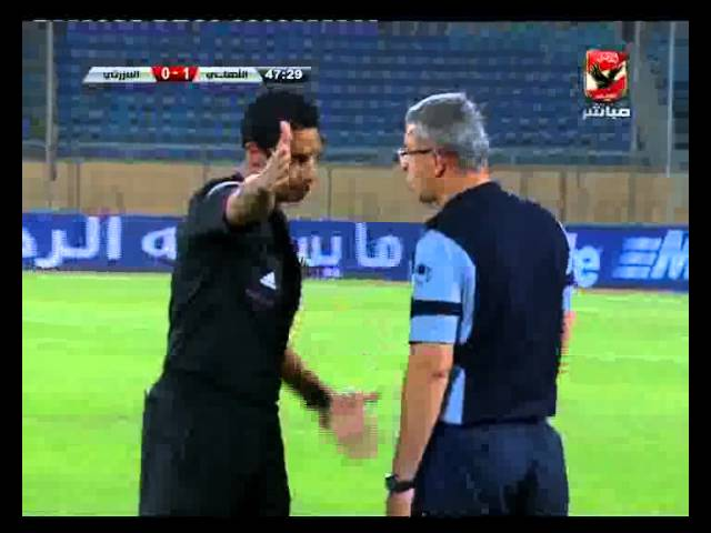 أهداف مباراة الأهلى والبنزرتى التونسى