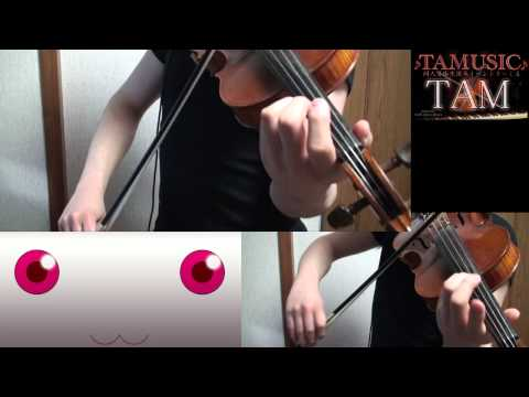 OP「コネクト」 / Violin:TAM