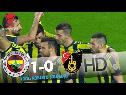 Fenerbahçe: 1 - İstanbulspor: 0  | Gol: Roberto Soldado