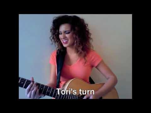 Ariana Grande NAILS Tori Kelly's PYT riff