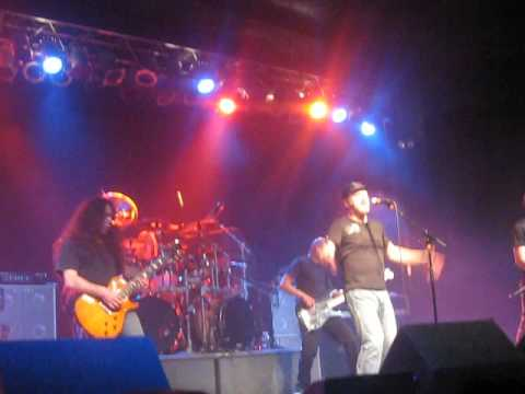 Arch Matheos - Damnation @ Webster theater in Hartford, Ct 5-5-2012