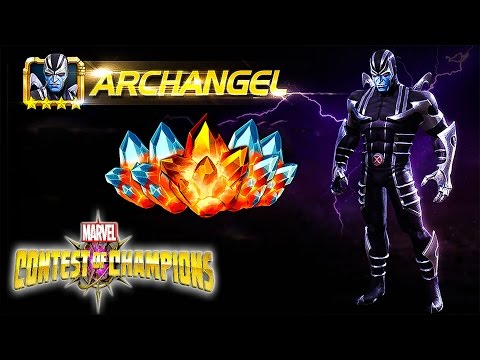 MARVEL: Битва чемпионов - #31 | Открытие кристаллов! | Понижения и повышения ранга! | Архангел