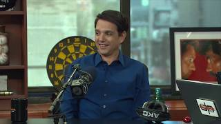 Ralph Macchio Talks The Karate Kid, My Cousin Vinny & More w Dan Patrick | Full Interview | 4/24/18