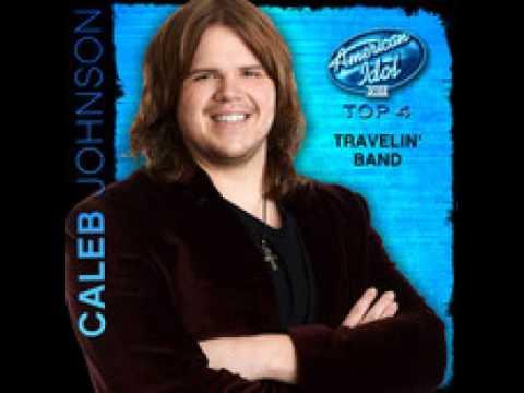 Caleb Johnson - Travelin' Band - Studio Version - American Idol 2014 - Top 4
